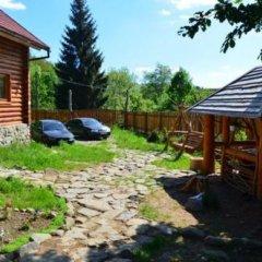 Отель Domik v Gorakh Guest House Поляна с домашними животными