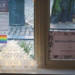 Отель B&B Den Witten Leeuw комната для гостей фото 4