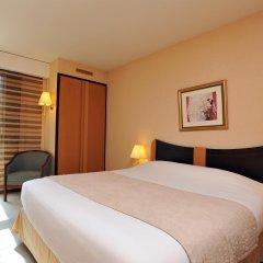 Отель Best Western Crequi Lyon Part Dieu Франция, Лион - отзывы, цены и фото номеров - забронировать отель Best Western Crequi Lyon Part Dieu онлайн комната для гостей фото 3