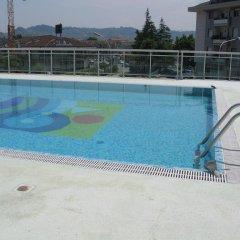 Отель Miramare Италия, Ситта-Сант-Анджело - отзывы, цены и фото номеров - забронировать отель Miramare онлайн бассейн фото 2
