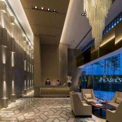 Отель Fraser Suites Guangzhou Китай, Гуанчжоу - отзывы, цены и фото номеров - забронировать отель Fraser Suites Guangzhou онлайн интерьер отеля