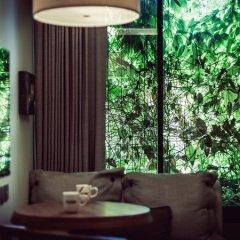 Отель Ad Lib балкон