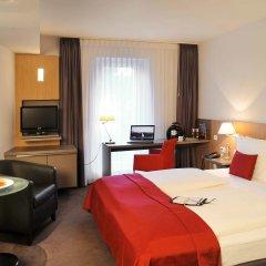Отель Mercure Hotel Hamburg Mitte Германия, Гамбург - отзывы, цены и фото номеров - забронировать отель Mercure Hotel Hamburg Mitte онлайн комната для гостей
