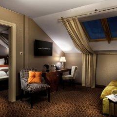 Cosmopolitan Hotel Prague комната для гостей фото 2