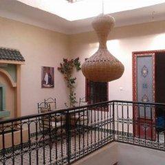 Отель Riad Sarah et Sabrina Марокко, Марракеш - отзывы, цены и фото номеров - забронировать отель Riad Sarah et Sabrina онлайн интерьер отеля