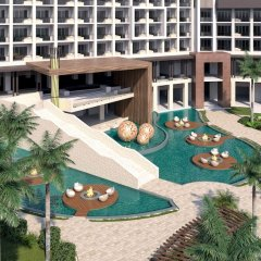 Отель Hyatt Ziva Cap Cana балкон