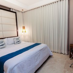 Отель Beach Rock Condo Boutique Доминикана, Пунта Кана - отзывы, цены и фото номеров - забронировать отель Beach Rock Condo Boutique онлайн комната для гостей фото 3