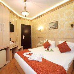 Golden Horn Istanbul Hotel 4* Стандартный номер с двуспальной кроватью фото 8