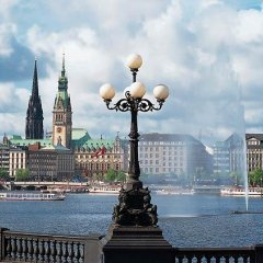 Renaissance Hamburg Hotel фото 4