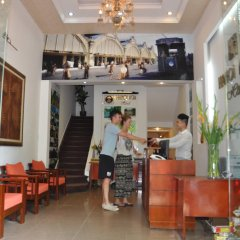 Hanoi Little Center Hotel интерьер отеля