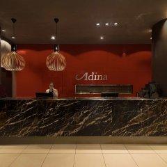 Adina Apartment Hotel Frankfurt Neue Oper интерьер отеля