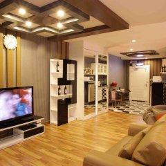 Отель Ktk Regent Suite Паттайя комната для гостей фото 3