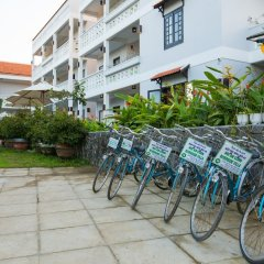 Отель Hoi An Corn Riverside Villa спортивное сооружение