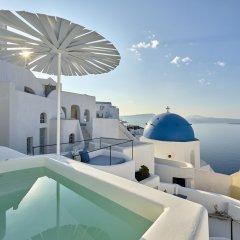 Отель Cave Suite Oia Греция, Остров Санторини - отзывы, цены и фото номеров - забронировать отель Cave Suite Oia онлайн бассейн фото 2