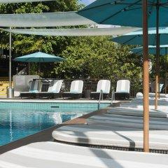 Отель Bel Jou Hotel - Adults Only Сент-Люсия, Кастри - отзывы, цены и фото номеров - забронировать отель Bel Jou Hotel - Adults Only онлайн бассейн фото 2