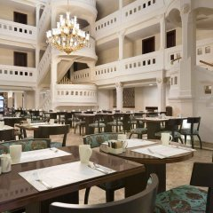 Отель Crowne Plaza Istanbul - Old City Стамбул питание