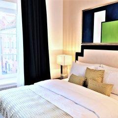 Апартаменты MONDRIAN Luxury Suites & Apartments Warsaw Market Square комната для гостей фото 4