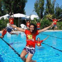 Hotel Mara Ортона детские мероприятия