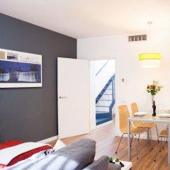 Апартаменты Feelathome Poblenou Beach Apartments Барселона комната для гостей фото 10