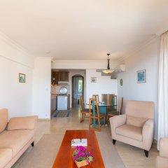Korsan Apartments Турция, Калкан - отзывы, цены и фото номеров - забронировать отель Korsan Apartments онлайн комната для гостей фото 4