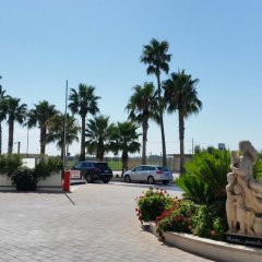 Parco Dei Principi Hotel Congress & SPA Бари парковка