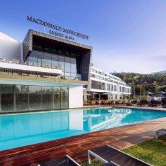 Отель Longevity Wellness Resort Monchique бассейн