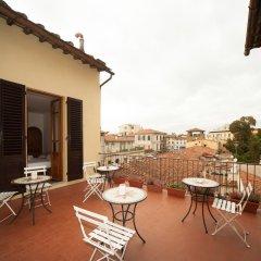 Отель La Porta del Paradiso балкон