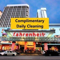 Отель Mowu Suites @ Bukit Bintang Fahrenheit 88 Малайзия, Куала-Лумпур - отзывы, цены и фото номеров - забронировать отель Mowu Suites @ Bukit Bintang Fahrenheit 88 онлайн фото 3