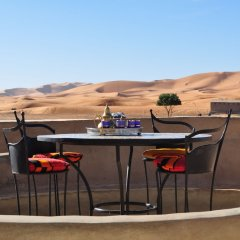 Отель Kasbah Leila Марокко, Мерзуга - отзывы, цены и фото номеров - забронировать отель Kasbah Leila онлайн балкон