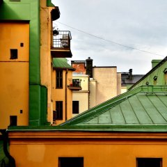 Hostel Diana Park балкон