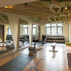 BeiJing Qianyuan Hotel фитнесс-зал фото 3