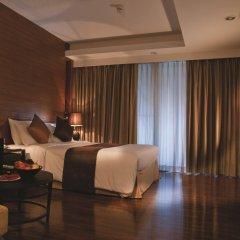 Отель FuramaXclusive Sathorn, Bangkok комната для гостей фото 3