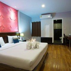 Отель Metro Resort Pratunam Бангкок комната для гостей фото 5
