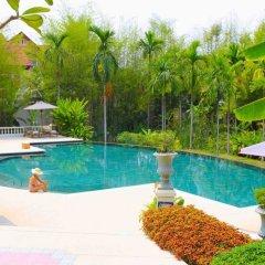 Отель The Luang Say Residence бассейн фото 3
