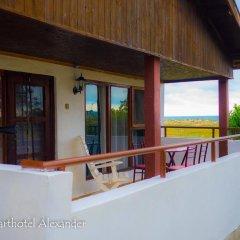 Отель Aparthotel Alexander Аврен балкон