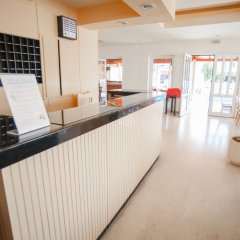 Отель Hersonissos Sun Греция, Лимин-Херсонису - отзывы, цены и фото номеров - забронировать отель Hersonissos Sun онлайн интерьер отеля