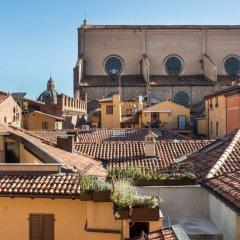 Отель Art Hotel Orologio Италия, Болонья - отзывы, цены и фото номеров - забронировать отель Art Hotel Orologio онлайн балкон