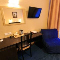 Апартаменты Невский Гранд Апартаменты Стандартный номер с двуспальной кроватью фото 9