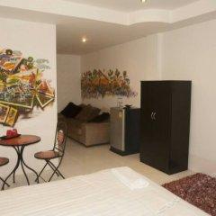 Отель Nirvana Boutique Suites Паттайя удобства в номере