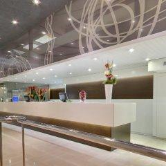 Отель Silken Ramblas Испания, Барселона - 5 отзывов об отеле, цены и фото номеров - забронировать отель Silken Ramblas онлайн интерьер отеля фото 2