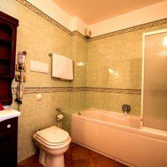 Отель Florio Park Hotel Италия, Чинизи - отзывы, цены и фото номеров - забронировать отель Florio Park Hotel онлайн ванная