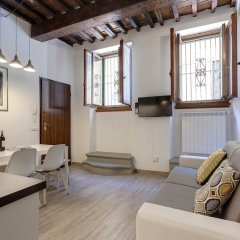 Апартаменты Florence Apartment Guelfa90 интерьер отеля