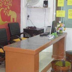 Home Base Hostel Adults Only Бангкок удобства в номере