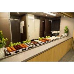 Отель Dormy Inn Tokyo-Hatchobori Natural Hot Spring питание
