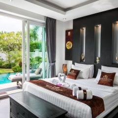 Отель Hollywood Pool Villa Jomtien Pattaya комната для гостей фото 5