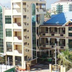 Отель Good Will Hotel Мьянма, Хехо - отзывы, цены и фото номеров - забронировать отель Good Will Hotel онлайн балкон