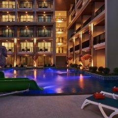 Отель Ananta Burin Resort Таиланд, Ао Нанг - 1 отзыв об отеле, цены и фото номеров - забронировать отель Ananta Burin Resort онлайн бассейн фото 2