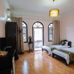 Отель Hanoi Legend Hotel Вьетнам, Ханой - отзывы, цены и фото номеров - забронировать отель Hanoi Legend Hotel онлайн комната для гостей фото 4