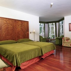 Отель Parador de Limpias комната для гостей фото 3