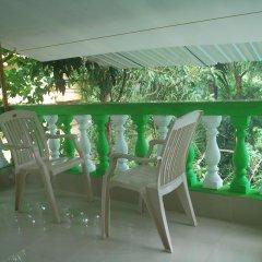 Отель Gabriel Guest House Индия, Гоа - отзывы, цены и фото номеров - забронировать отель Gabriel Guest House онлайн балкон